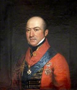 Lieutenant General Sir Henry Tucker Montresor (1767–1837), KCB, GCH
