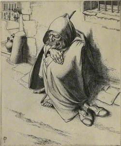 Spanish Beggar