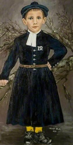 Blandford Blue Coat Boy