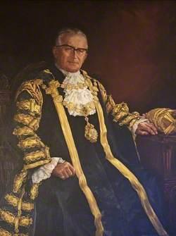 Alderman Harry Percival Evelyn Mears (1892–1987), OBE, JP, Mayor of Bournemouth (1953, 1963 & 1964)