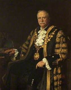 Dr Henry Seymour McCalmont-Hill (d.1923), Mayor of Bournemouth (1911–1913)