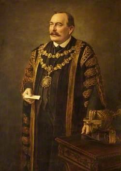 Alderman George Edward Bridge (1856–1911), Mayor of Bournemouth (1907–1909)