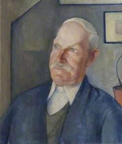 George Courtney (1861–1935), Waggoner, Debenham Estate