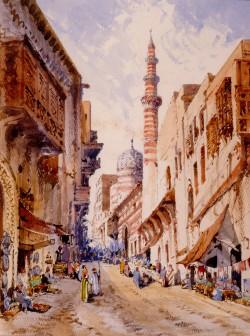 Middle-Eastern Scene