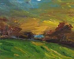Field, Shaugh Prior, Plymouth, Devon