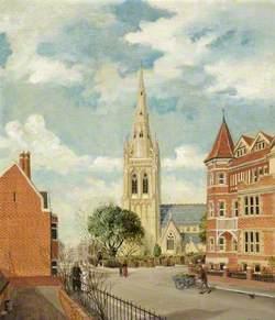 St Peter's Church, Bournemouth, Dorset