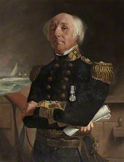 Admiral John Edward Walcott (1790–1860), CBE, MP