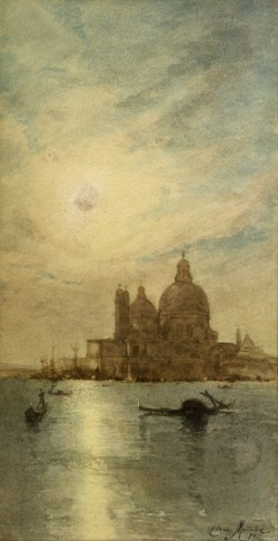 A Bit of Venice (Venice, The Salute)
