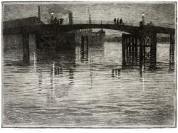 Poole Bridge, 1919