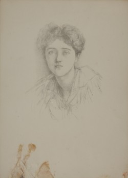 Miss Pamela Plowden, now Pamela Countess of Lytton (1873/1874–1971)
