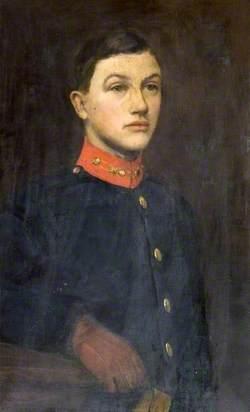 Gentleman Cadet Lawrance E. Barnes (1882–1957)