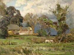 Cottage in Landscape