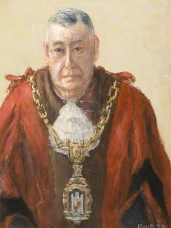 C. J. Parsons, Dorchester Town Mayor