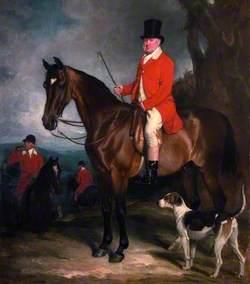James John Farquharson (1784–1871)