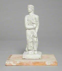 Study for Mason (Purbeck Quarry Man)