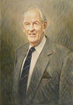 H. F. Fieldsend, BSc, Principal of Kingston Maurward College
