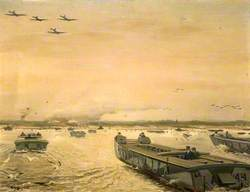 The 1st Battalion Dorsetshire Regiment During the D Day Landings