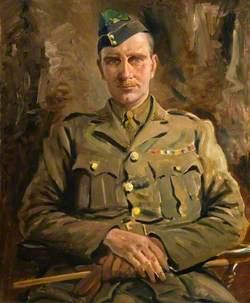 Lieutenant Colonel G. N. Wood, OBE