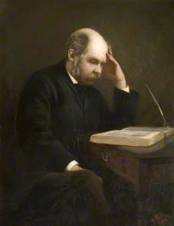 Robert William Hillman (1829–1899), Town Clerk