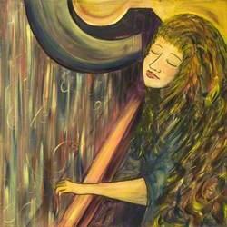 The Harpist