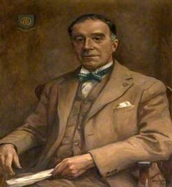 Victor Hawkes (1885–1948), Secretary of Poole Rotary Club (1927–1948)