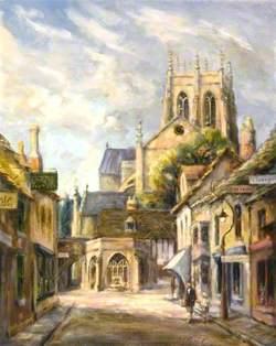 Central Sherborne, Dorset