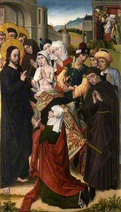 Five of the Miracles of Christ: The Raising of the Son of the Widow Nairn