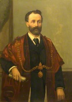 A Mayor of Weymouth and Melcombe Regis