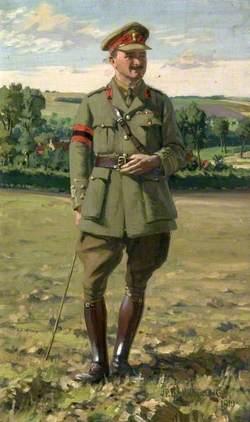 Lieutenant General Sir Charles Broad (1882–1976), KCB, CB, DSO