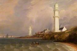 Lighthouses – West Lights, Tayport