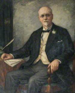 Ex-Bailie Daniel Shoebotham Smith (1890–1926)