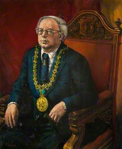 Tom Moore (1925–2004), Lord Provost of Dundee (1973–1975), JP