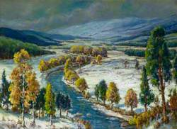 Early Snow, Glen Cairn