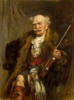 James Scott Skinner (1843–1927), the Strathspey King