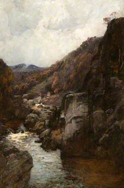 The Falls of Tummel