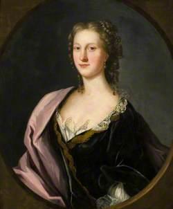Mrs Fairweather, née Margaret Maxwell (b.1724)