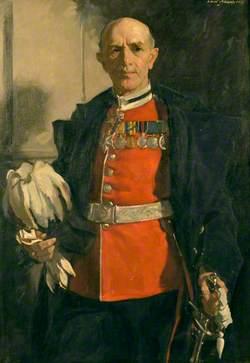 Colonel P. S. Nicoll (1864–1942), CBE, DL, TD, JP