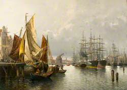 In the Harbour of Le Havre