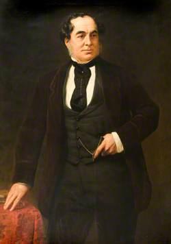 George William Fox (1807–1878), 9th Lord Kinnaird, KT