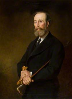 Sir William Ogilvy Dalgleish of Errol Park (1832–1913)
