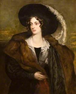 Mrs Duncan (d.1834), Wife of George Duncan, née Hester Eliza Wheeler