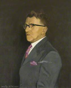 H. Reoch, Principal of Dundee Trades College (1943–1960), When He Retired and It Became Kingsway Technical College