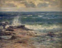 Sea Spray, Carnoustie, Angus