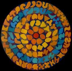 'Panoptika' Circle of Shape Development No. 2