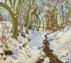 Snow at Invergowrie