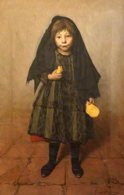 The Girl with Polenta