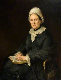 Miss Mary Ann Baxter (1801–1884)