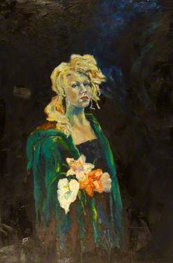 Diva Self Portrait