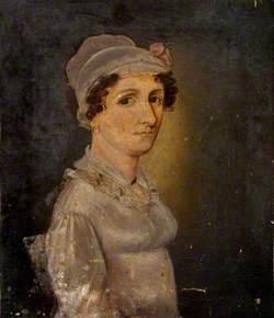 Portrait of an Unknown Woman in a Bonnet