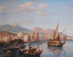 An Eastern Seaport